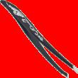Пинцет для бровей Solinberg №251-   G77J рисунок