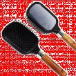 Расческа для волос Angelica `s World № 935 с зеркалом