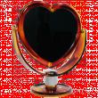 Зеркало настольное №2101-1