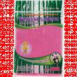Салфетка из бамбукового волокна с антибактериальными свойствами 23x18см