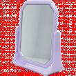 Зеркало настольное №26 R 2-х стороннее прямоугольное