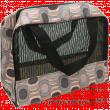 Косметичка банная №70D сетка