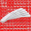 Пилочка полировочная Farres 80/80 Бумеранг двухсторонняя 5шт.
