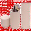 Набор кисточек для макияжа Ffleur №106 Elegante в футляре (5 предметов)