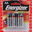 Батарейка Energizer Max AA 1.5V щелочная 4шт