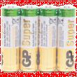 Батарейка GP Super AA 1.5V щелочная 4шт