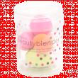 Спонж Beautyblender №S26 для макияжа (5 штук в стаканчике)