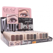 Тени для бровей DoDo Girl №В003 Matte Fashion Design 3-х цветные (сборка 3шт.)