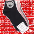 Носки женские Farres  №1021-4 Мишка(4 пары разноцветные)