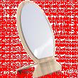 Зеркало настольное овальное одностороннее 2шт