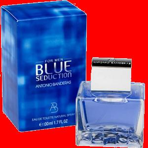 Antonio Banderas Blue Seduction 100мл туалетная вода мужская