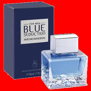 Antonio Banderas Blue Seduction  50мл туалетная вода мужская