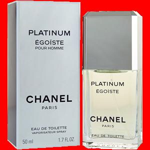 Chanel Platinum Egoist 50мл туалетная вода мужская