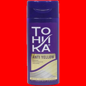 Бальзам нейтрализатор желтизны Тоника Anti Yellow 150мл